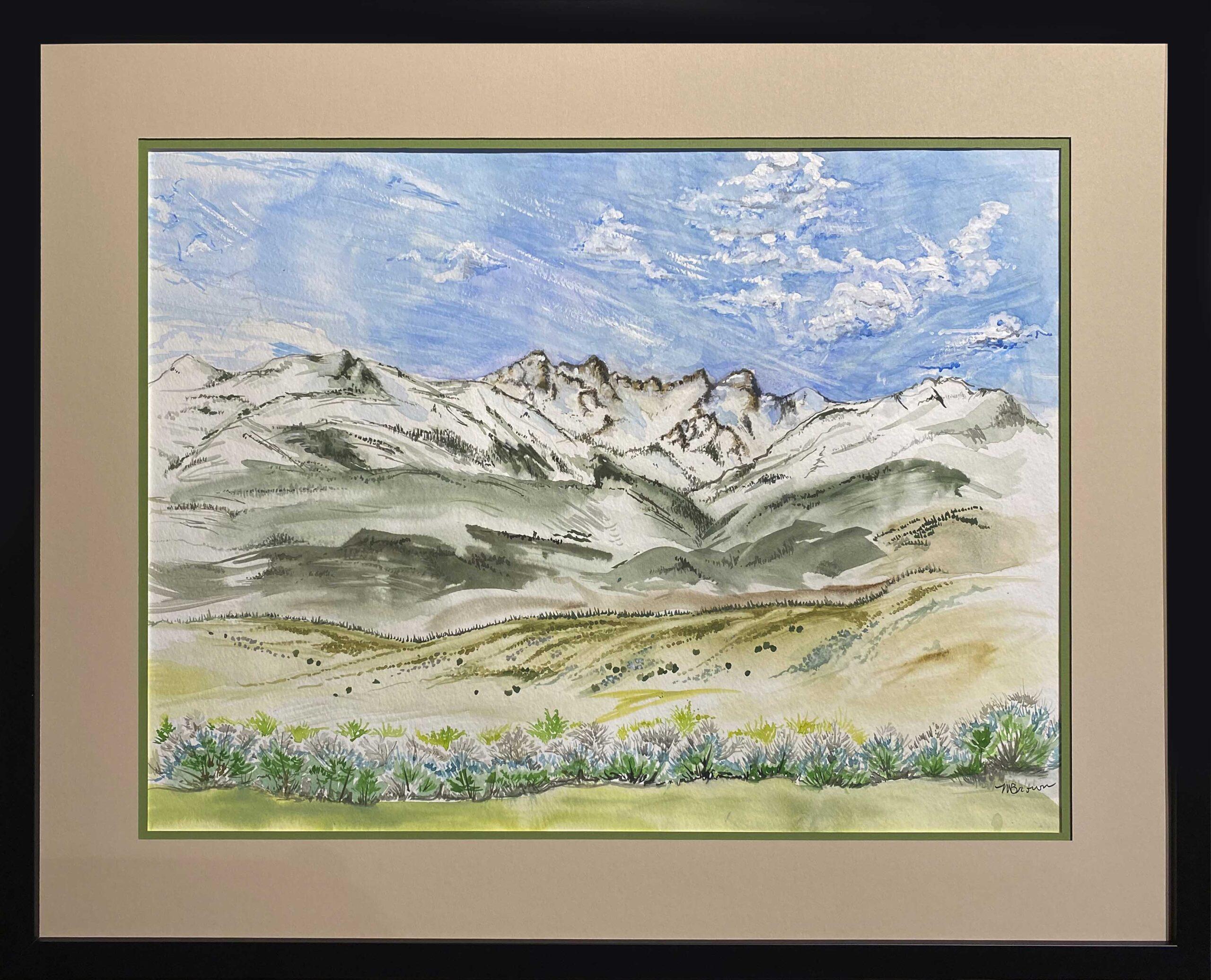 Sawtooth Ridge